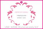 Certificat Cadeau Manucure